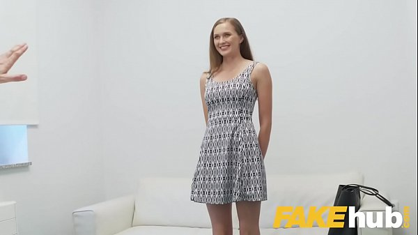 18 and fucked at fake casting
