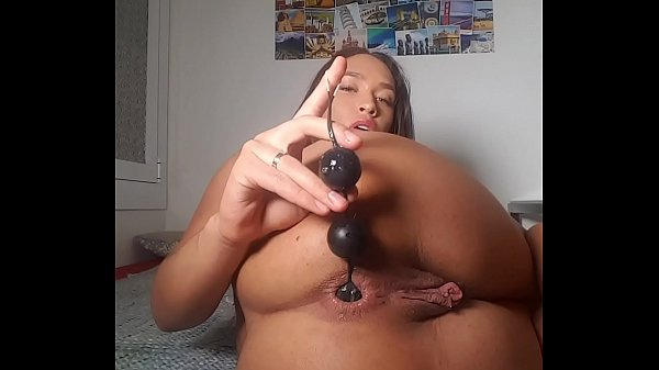 Anal Toy Play