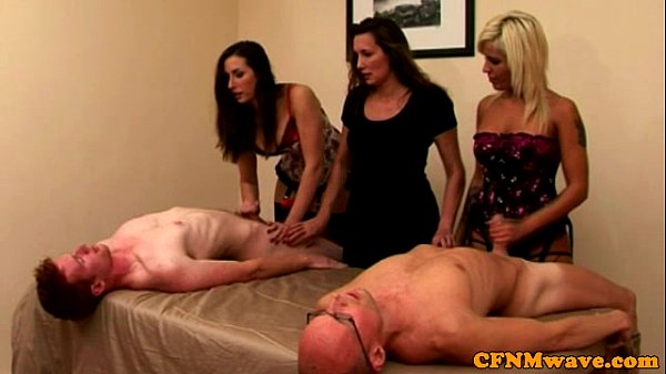 Bedroom party with sex competition