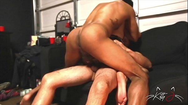 Big-Boob Bridgette's Anal/DP Threesome