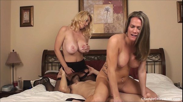 Charlie Chase And Heather Carolin
