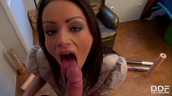 Could You Please Put Your Cock Into My Mouth?