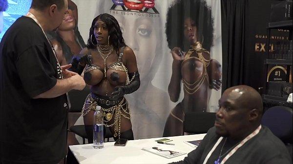 Ebony Anal Queens #02 – Ebony Goddess Mystique & Will Pounder