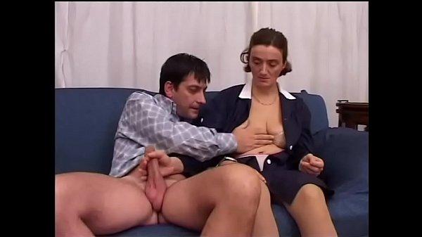 Flirtatious boy gets what he deserves