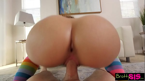 Gymnast Step Sister Rides My Cock – S12:E10