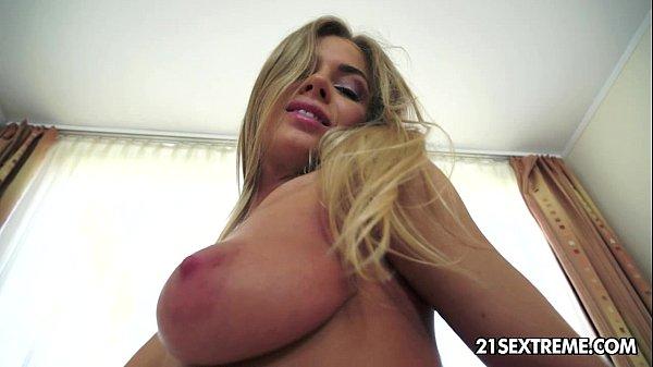 Hot masturbation of a girl