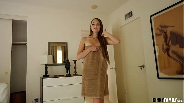 Kinky Teen Playing in Her Room