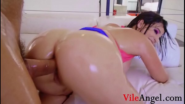 Oiled Hard Sex Fantasy