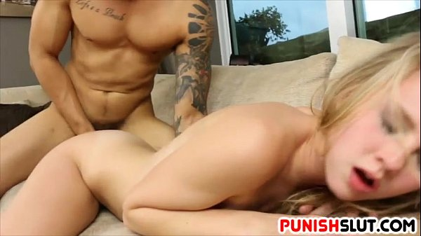 Playful Babe Wants Some Punishment