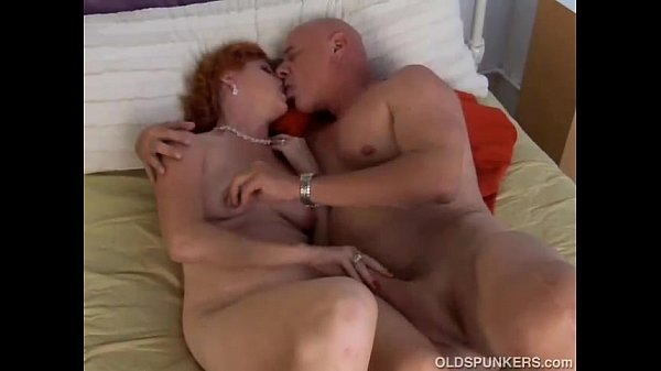 Red Haired Mature