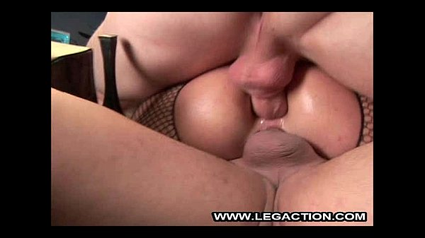 Veronica Leal's Double Penetration