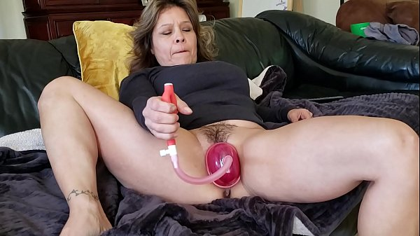 Wet Latina Playing With Her Toys